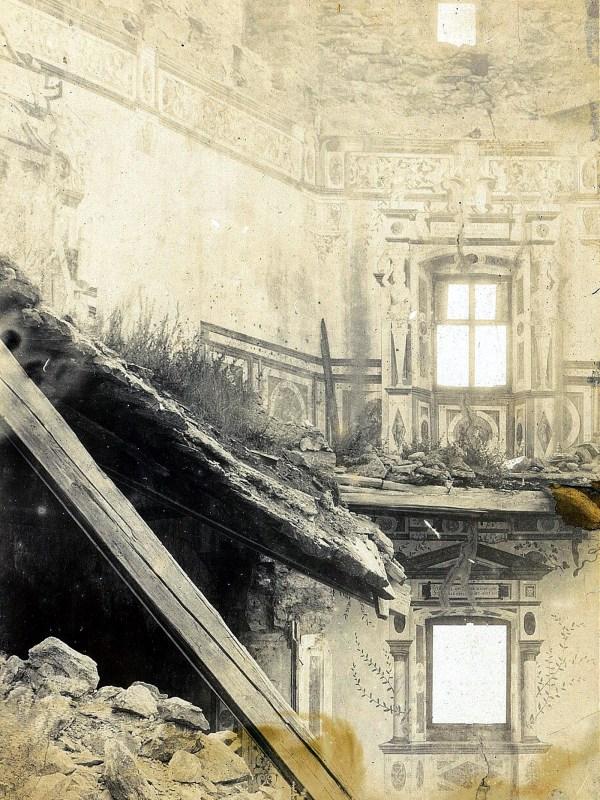Burg Juval 1898, Innenräume