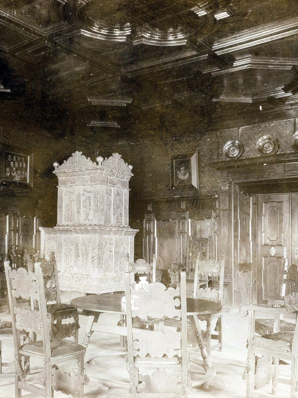 Schenna 1898, Stube