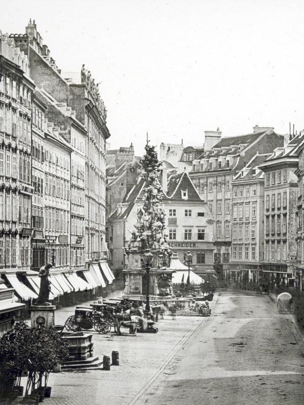 Wien 1865, Elefantenhaus