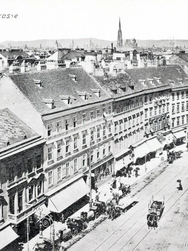 Wien 1903, Landstraßer Hauptstraße