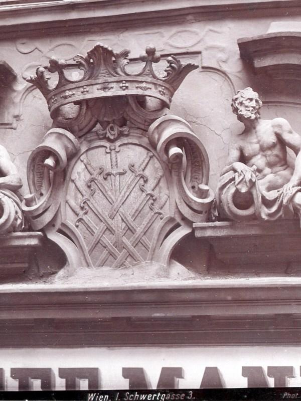 Wien 1899, Haus zu den sieben Schwertern