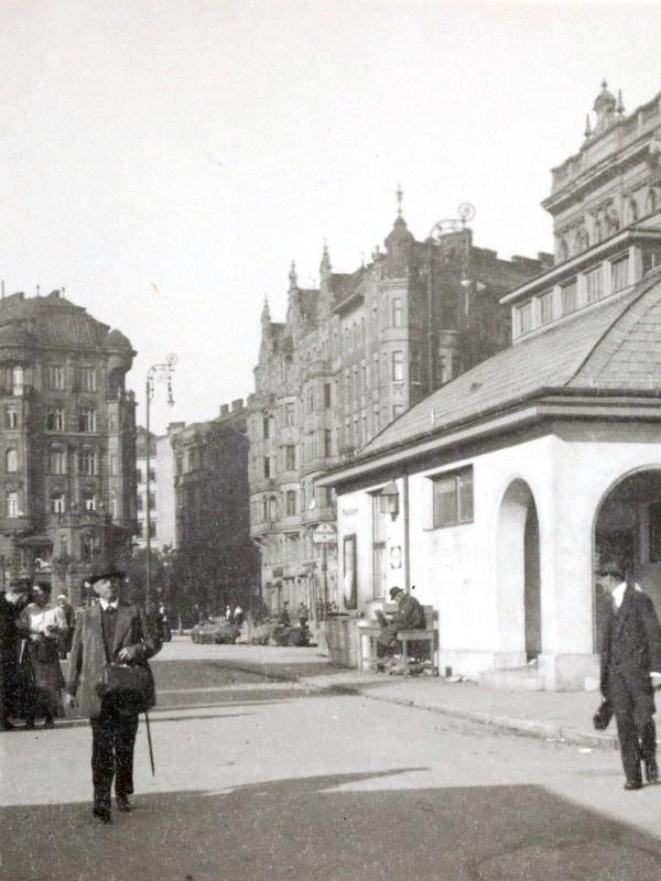 Wien 1917, Naschmarkt