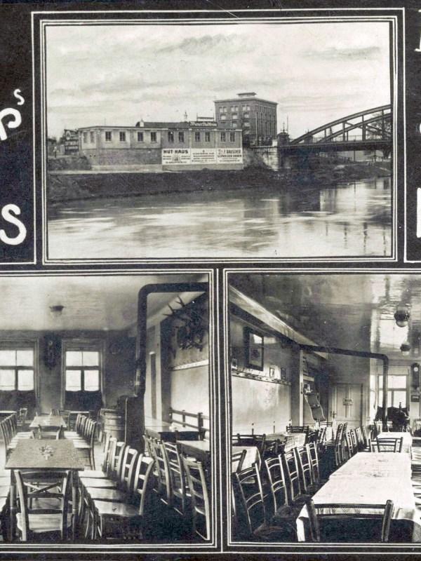 Wien 1925, Gasthaus Hafner