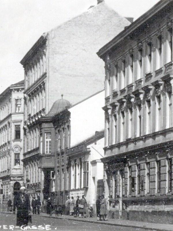 Wien 1930, Kienmayergasse