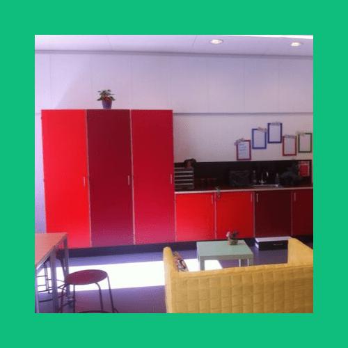 indretning klasserum