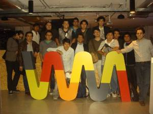 Wayra Startup Academy