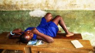Descansando en Kakola