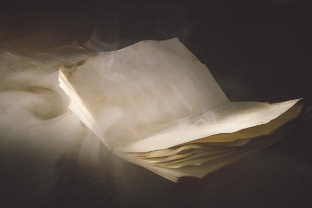 En una libreta vieja