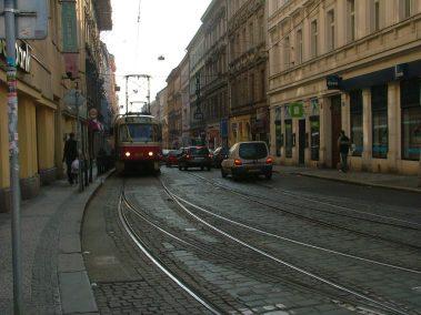Praga, Lidická ulice
