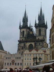 Praga, Nuestra Señora de Týn