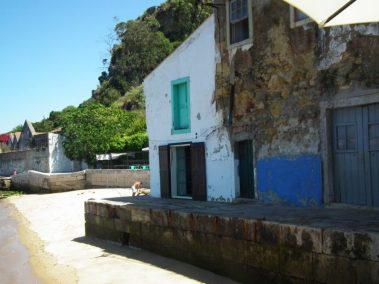 Almada, Calcihas, Lisboa, antiguos muelles
