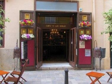 Café de las Horas, exterior, Valencia, Spain