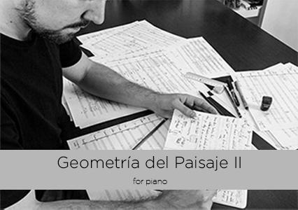 Geometría del paisaje II