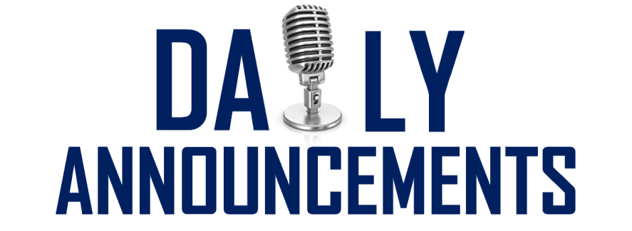 daily_announcements