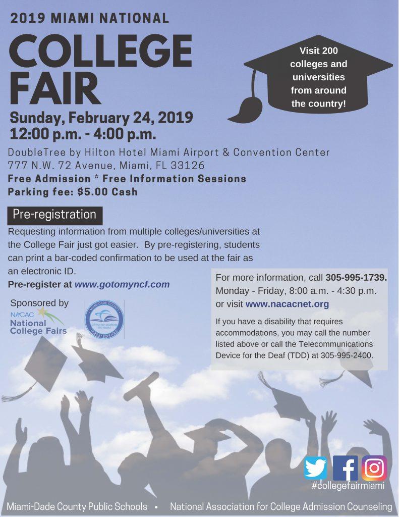 College Fair 2019