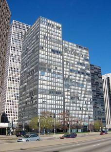 Apartamentos Lake Shore Drive, Chicago. Por Mies Van Der Rohe