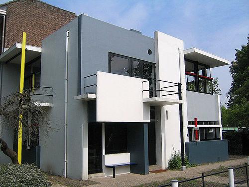 Casa Schroeder. Gerrit Rietveld, 1925