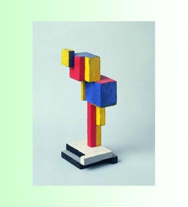 Escultura. Georges Vantongerloo