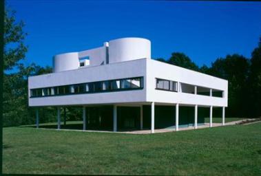 Ville Saboye, Le Corbusier.