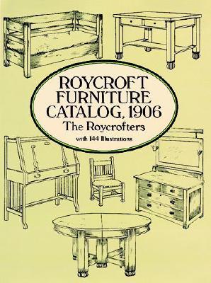 Catálogo de muebles Roycroft.