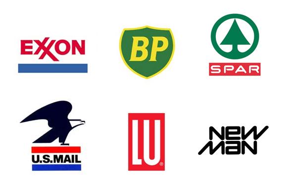 Logotipos diseñados por Loewy.