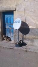 Antena Llandabólica, como dice mi amigo Javi