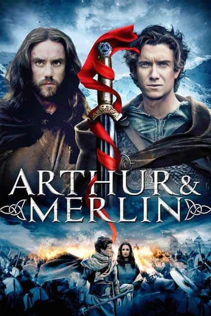 Arthur and Merlin Joseph Attenborough