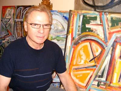 Joseph Blumstein, the artist