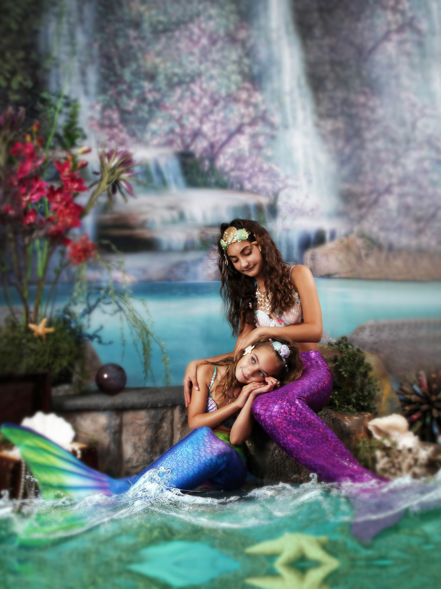 Mermaid Photography Murrieta