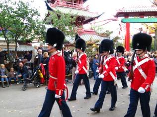 Tivoli Parade