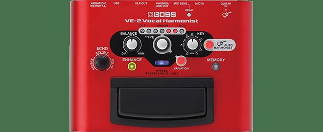 VE-2 Vocal Harmonizer