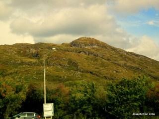 Our ride into Killarney