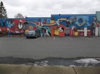 Parking Lot in Coeur D'Alene
