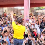 Outreach: Galmi Christian Academy, Buntong Palay, Antipolo