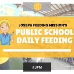 Launching of JFM's Public School Daily Feeding Program