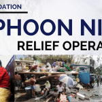 Disaster Relief Operation: Typhoon Nina (Nock-Ten)
