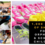 VIDEO: Shopping & Repacking of 1,000 Pairs of Shoes & Toys