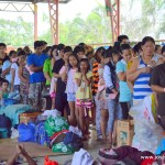 Relief Operation: Fire Survivors at Catmon, Malabon