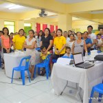 Daily Feeding: JFM Parents Gathering & Seminar