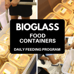 VIDEO: Bioglass Food Container for our Daily Feeding Program