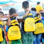 Back To School: Batch 2-Children at Baseco Manila