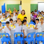 Week 1 of our Public School Daily Feeding