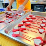 Daily Feeding Program: Heart's Day Treat for Palatiw Students