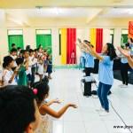 Vacation Bible School: Week 1