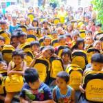Back to School: Fire Survivors @ Catmon, Malabon