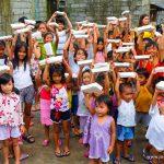 Feeding: Acacia Gahit Daycare Center, Pinagbuhatan Pasig