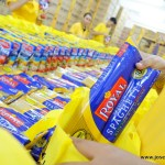 Be A Family 2018: Repacking of Noche Buena Meal Bags