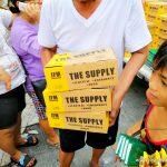 Disaster Relief Report: Barangay Taal, Molo, Iloilo City.