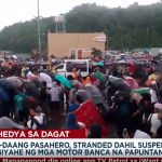Disaster Relief: Iloilo-Guimaras Outreach for Stranded Passengers