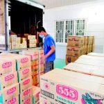 Typhoon Ulysses Relief Deliveries